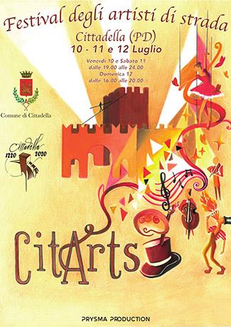 CitArts - Il Festival degli Artisti di Strada