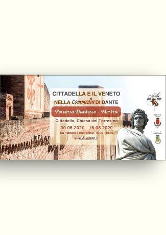 """""""Cittadella e il Veneto nella COMMEDIA di Dante"""" riapre le porte"""