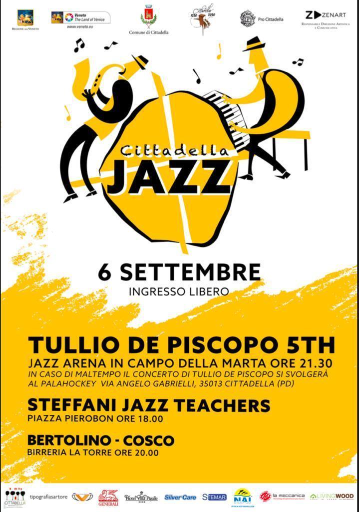 Cittadella Jazz Festival - Recupero serata finale