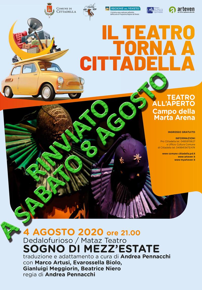Il teatro torna a Cittadella